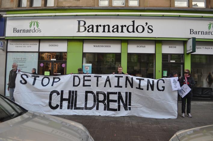 Barnardo's out