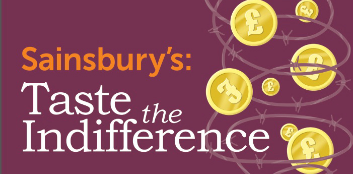 Sainsbury's - Taste the Indifference