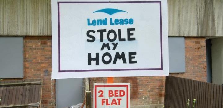 Lendlease: development creeps – Corporate Watch