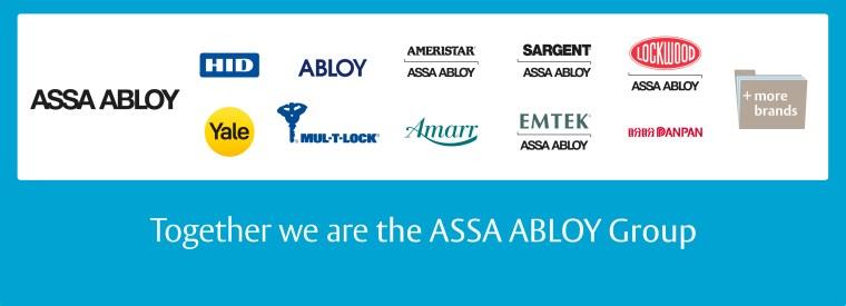 Assa Abloy Group logos