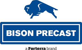 Bison Precast Logo